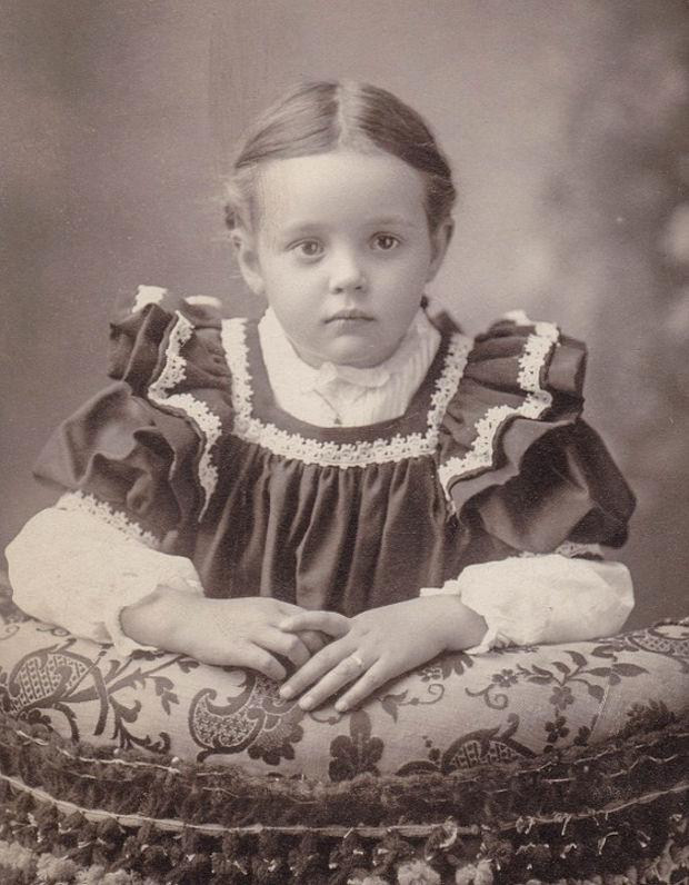 vintage kid photography