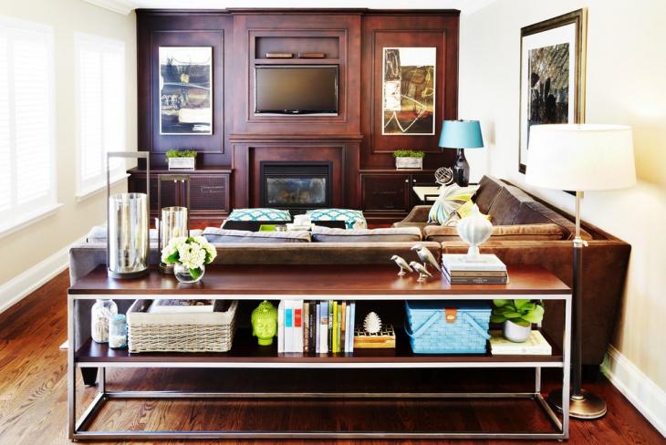 21 Sofa Table Designs Ideas Design Trends Premium