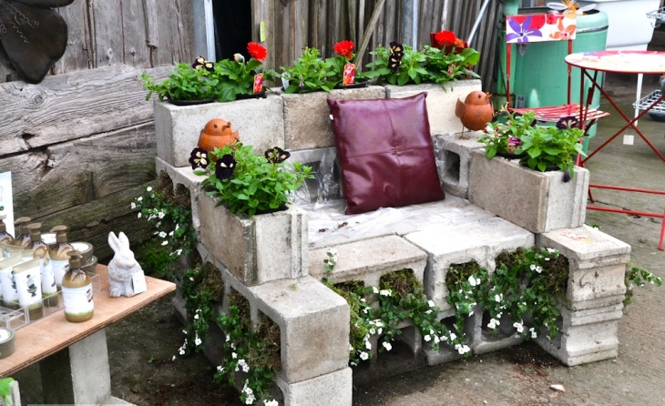 Cool Diy Garden Chair