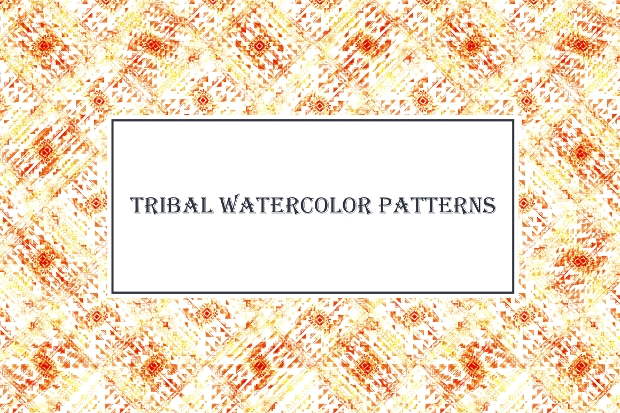 simple tribal pattern