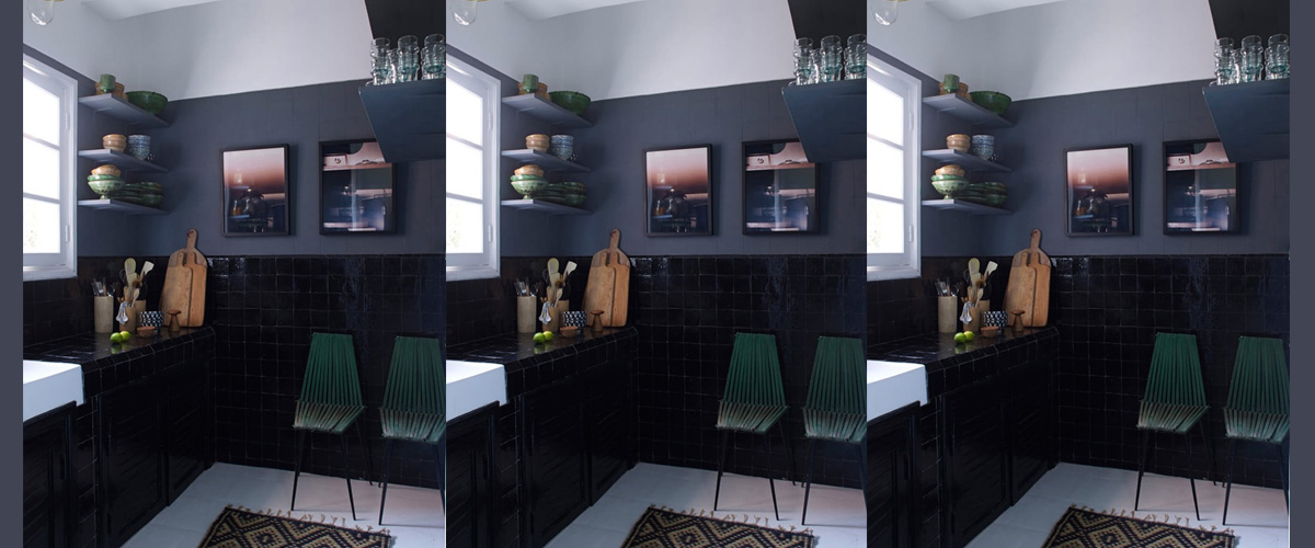 black-tiles