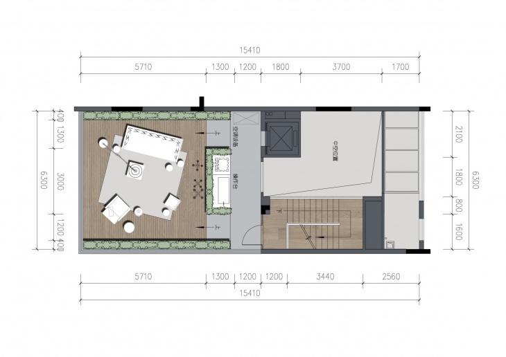 l-courtyard-plan