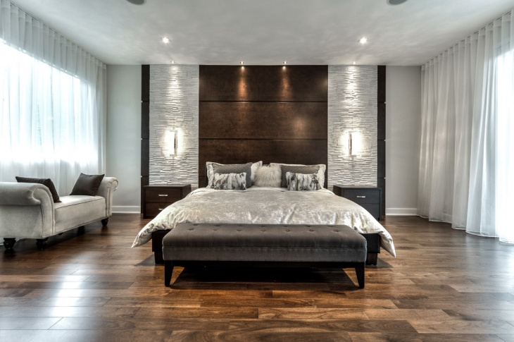 Modern Wood Bedroom Furniture