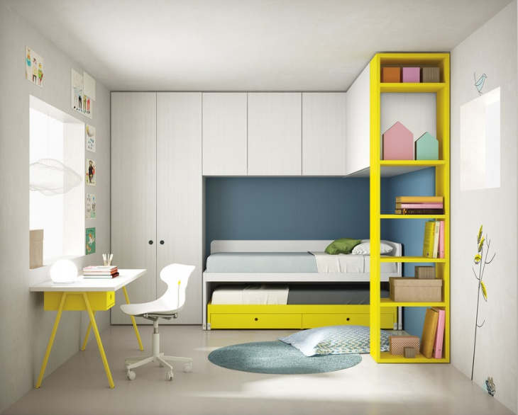 Contemporary Teenage Bedroom Furniture