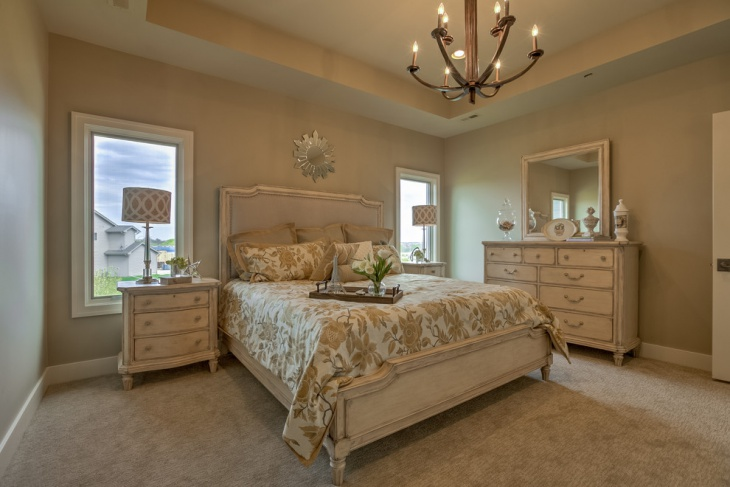 Cottage Oak Bedroom Furniture