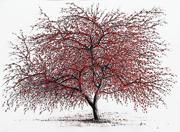 25 tree drawings art ideas design trends premium psd
