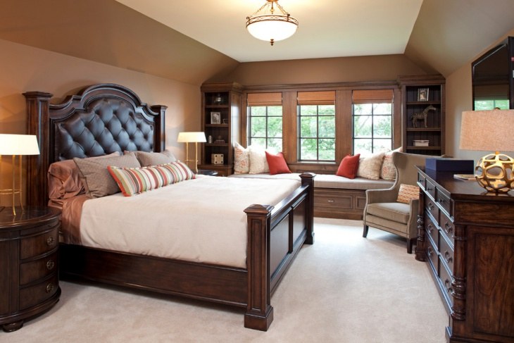 Masculine Master Bedroom Furniture