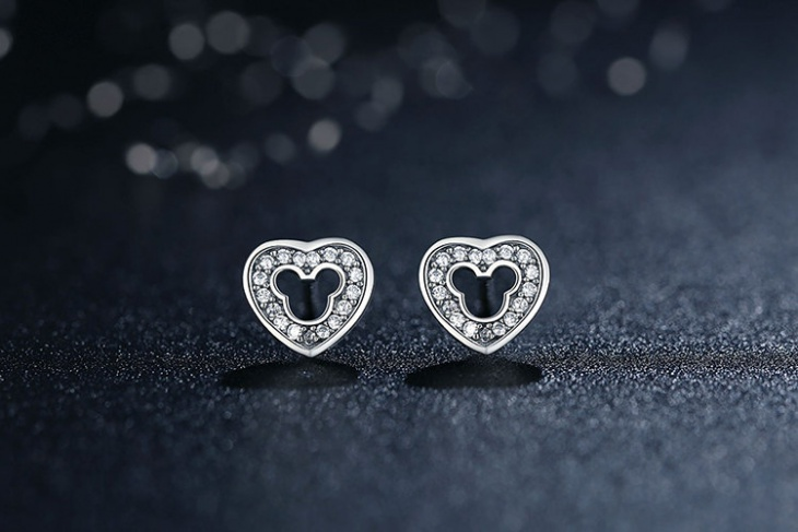 disney pandora earrings pandoraclearance