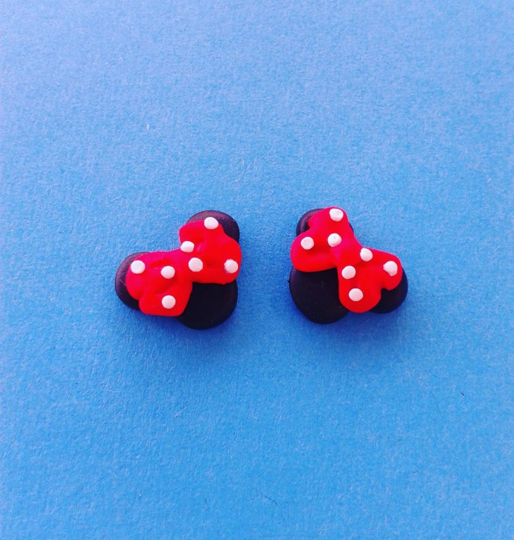 minnie mouse earrings for kids