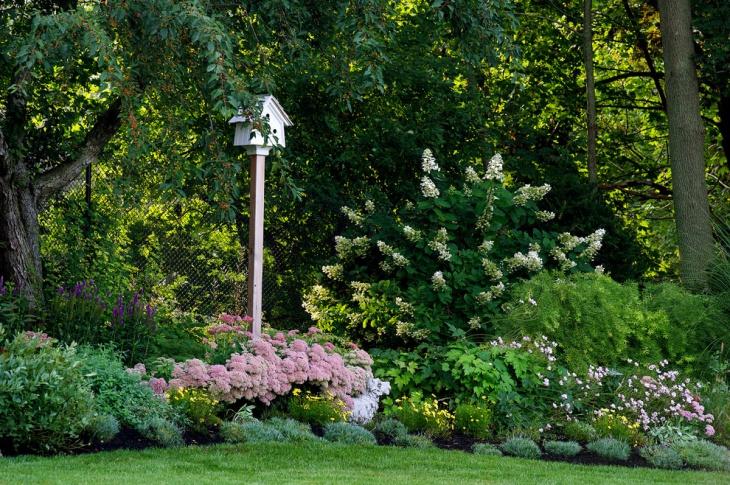 outdoor garden landscape idea