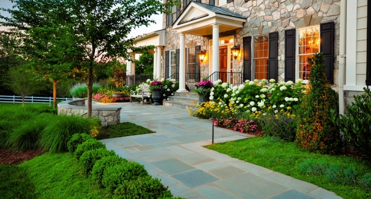 18+ Outdoor Garden Designs, Ideas | Design Trends - Premium PSD ...