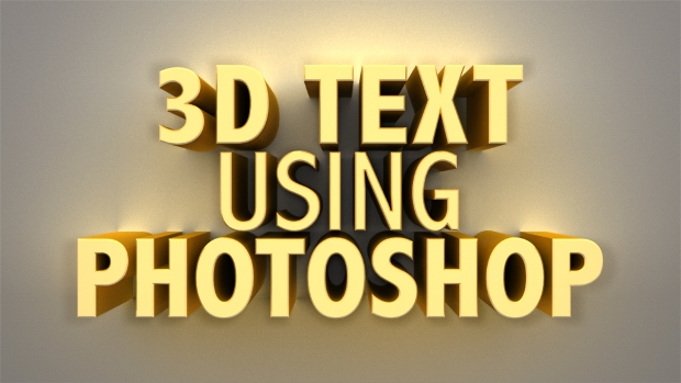 photoshop 3d style download