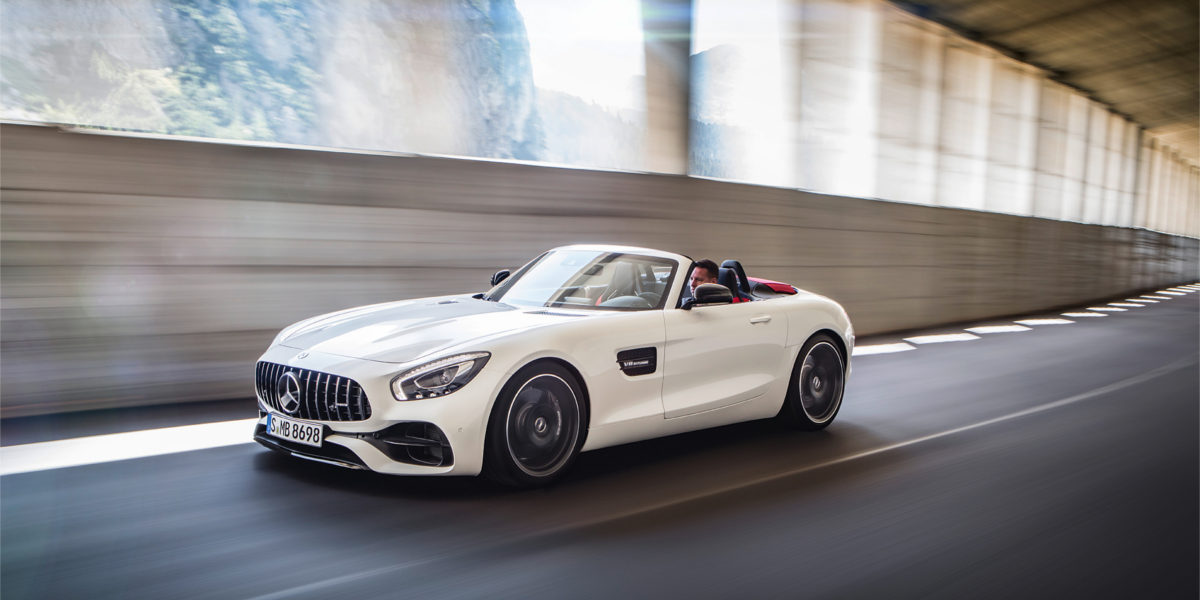 amg gt roadsters