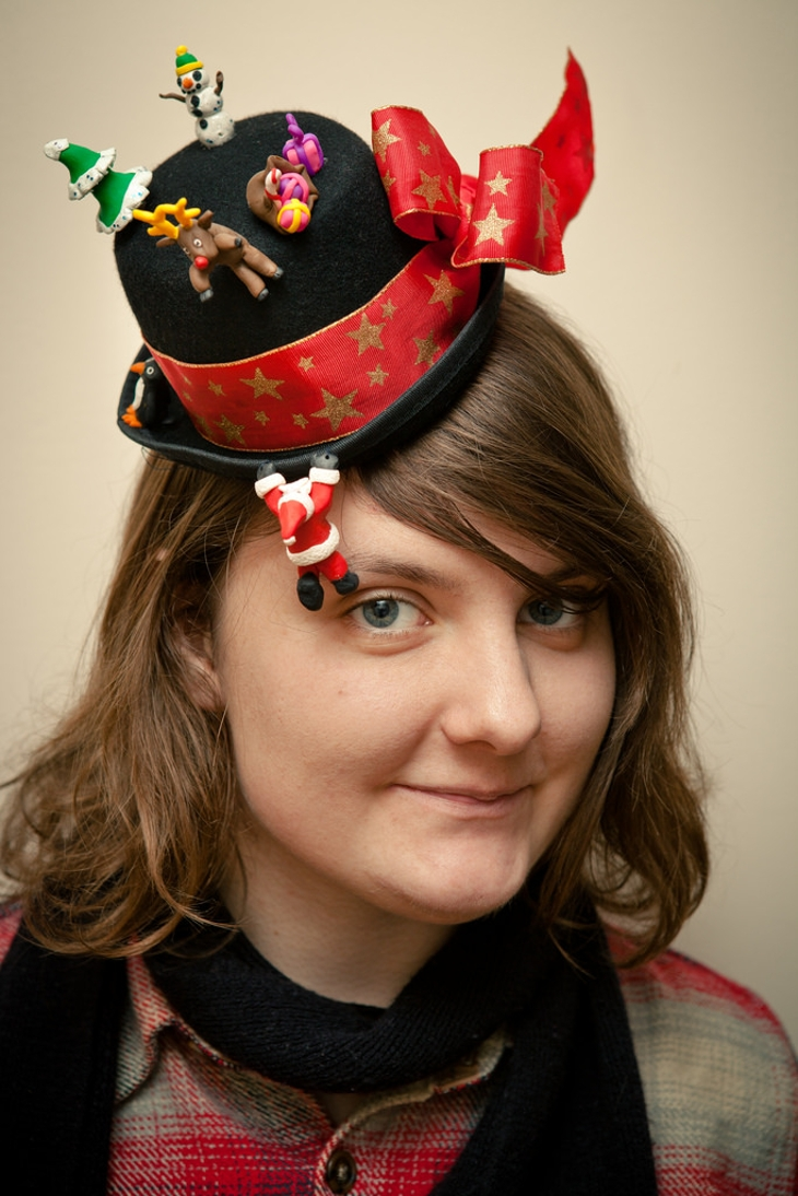 Small Christmas Party Hat