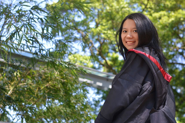 college graduation portrait photograhy