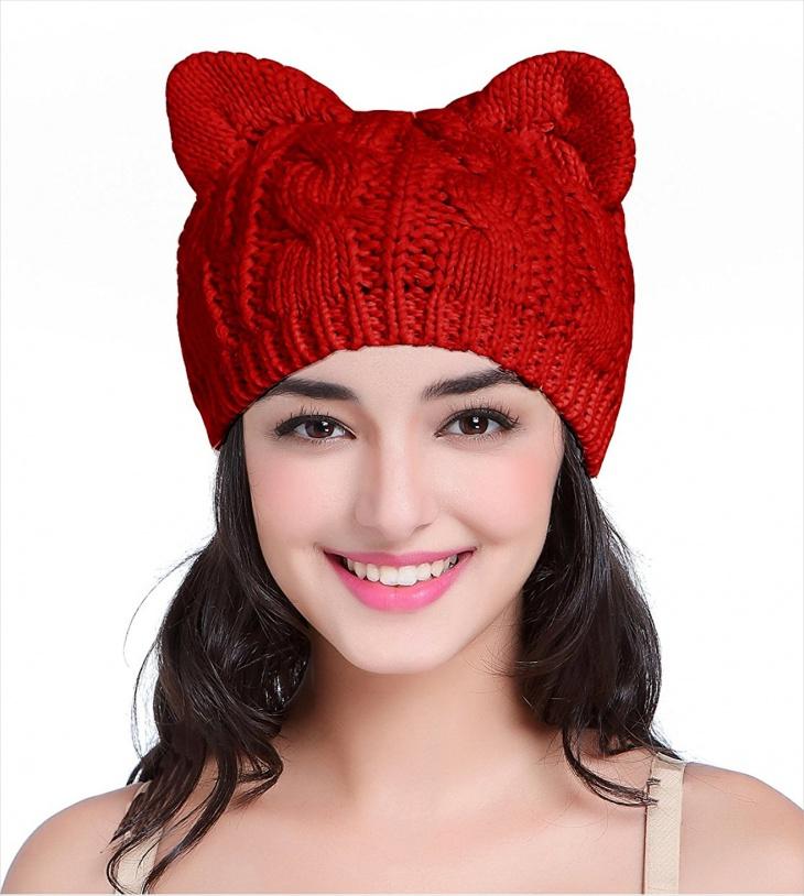 Christmas Winter Beanie Hat
