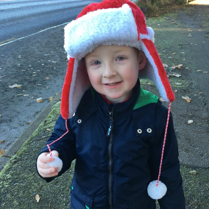 Kid'S Christmas Santa Hat