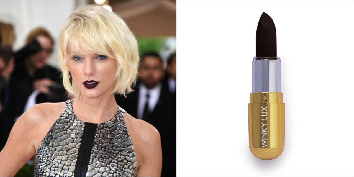 voodoo black lipstick