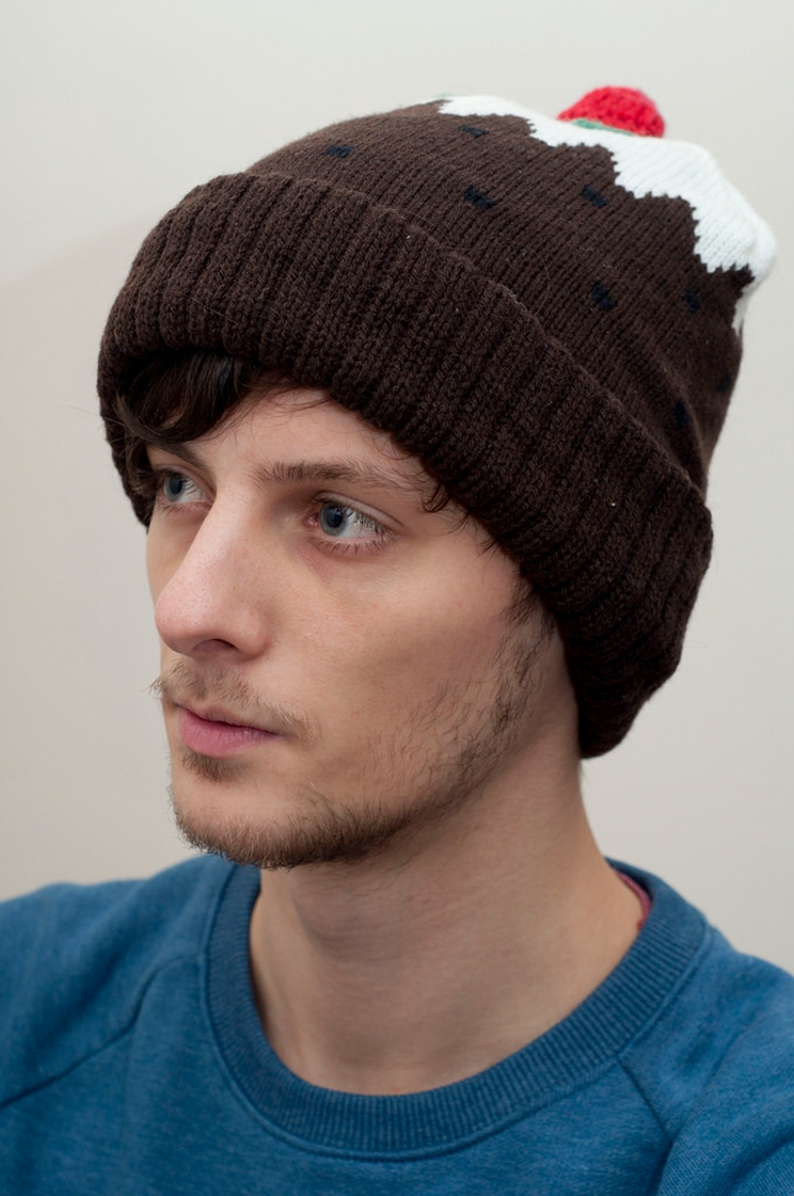 Christmas Pudding Hat for Men