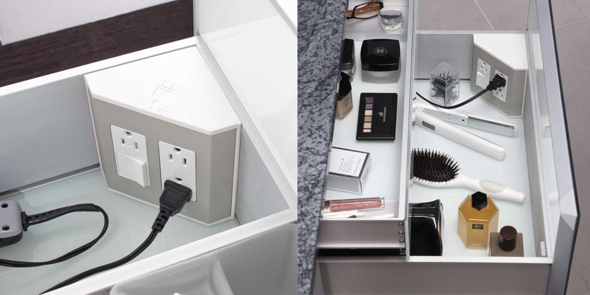 secret compartments let them be a useful secret