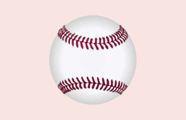 free baseball vector clipart
