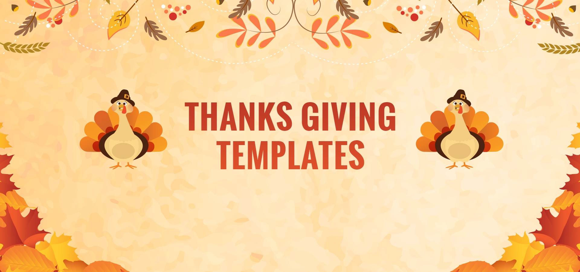 45 printable thanksgiving template designs