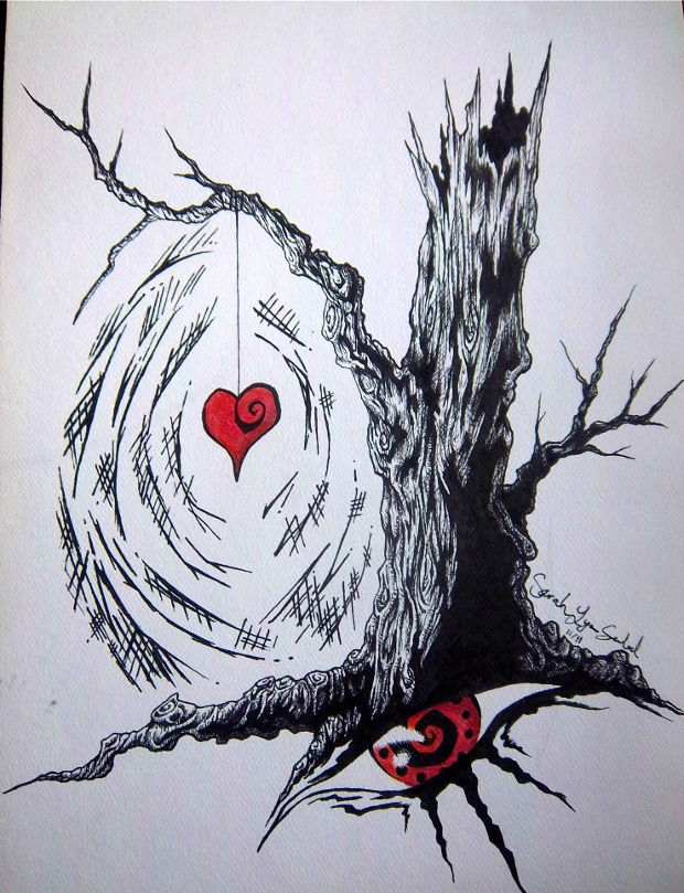 20 Heart Drawings Art Ideas Design Trends Premium Psd
