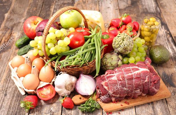 Natural Organic Food Photography