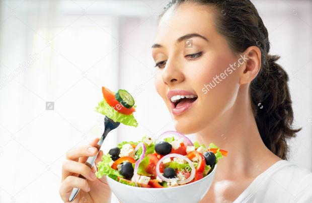 food-woman-portrait-photograhy