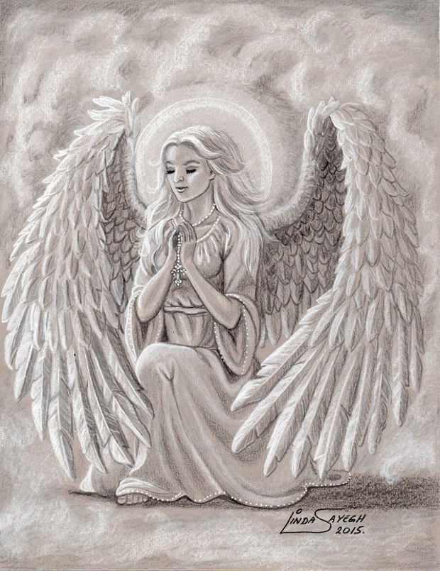 18  angel drawings  art ideas