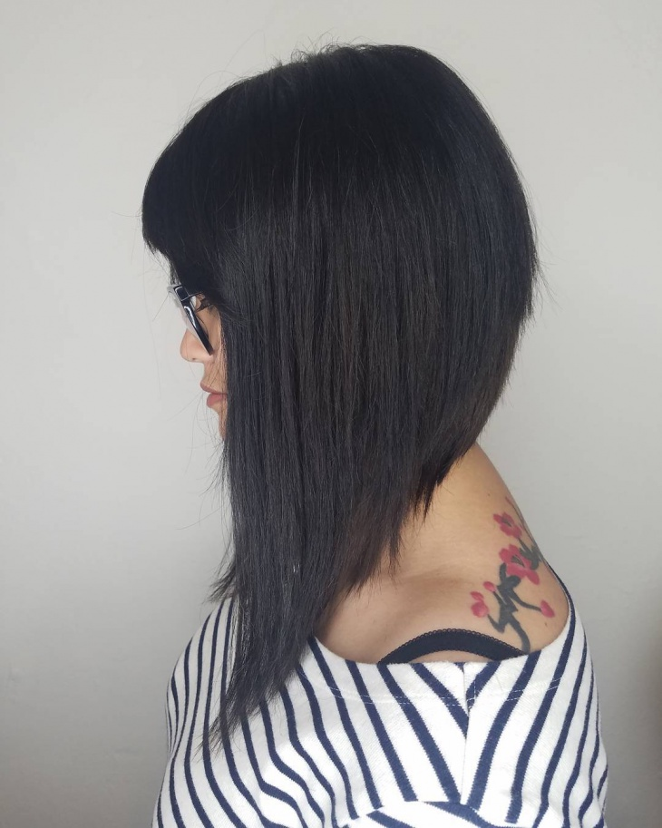 39 long hairstyle designs ideas haircuts design trends long asymmetrical bob hairstyle urmus Image collections