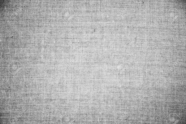 grey canvas cloth texture