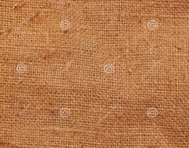 Old Sack Canvas Cloth Texture