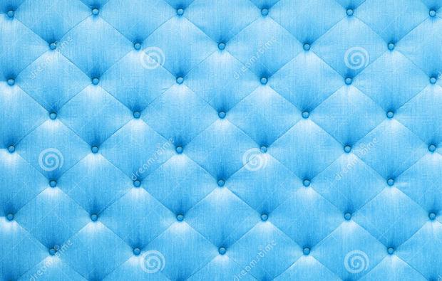 blue color sofa cloth texture