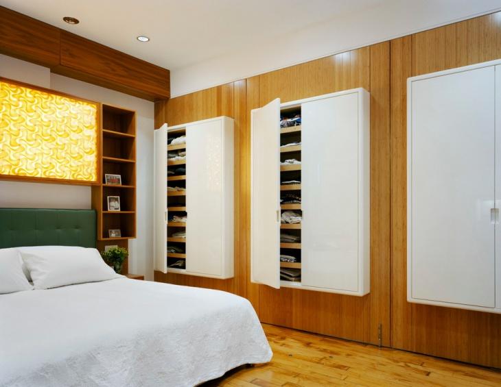 Small Closet Storage Design