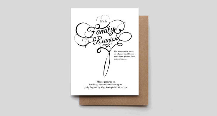 15 family reunion invitations printable psd ai vector eps family reunion invitation designs printable psd ai stopboris Image collections
