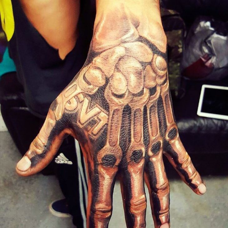 30+ Hand Tattoo Designs, Ideas | Design Trends - Premium ...