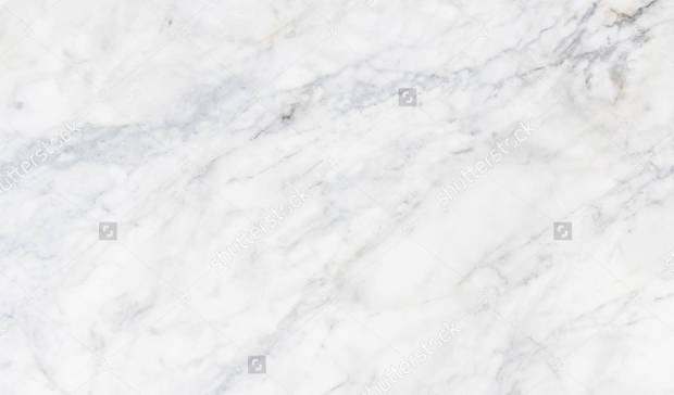 White Marble Surface Texture