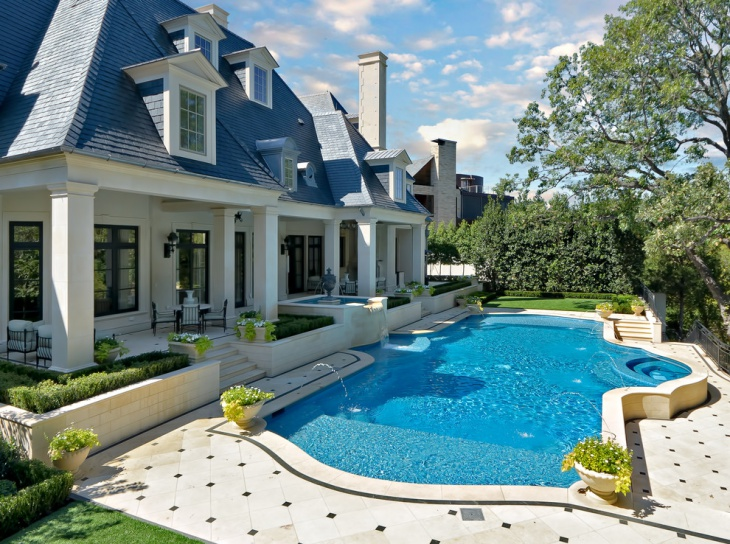 Luxury Swimming Pool Idea
