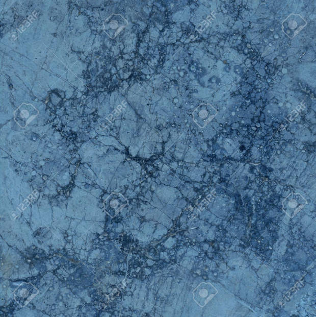 bright blue marble texture
