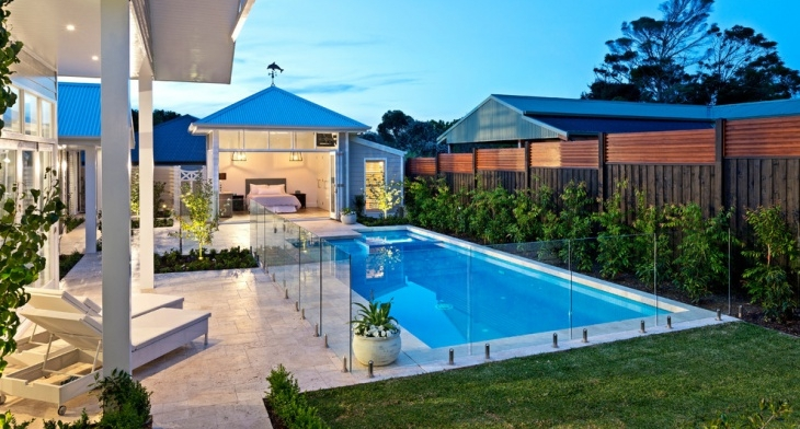 17+ Private Swimming Pool Designs, Ideas | Design Trends ...