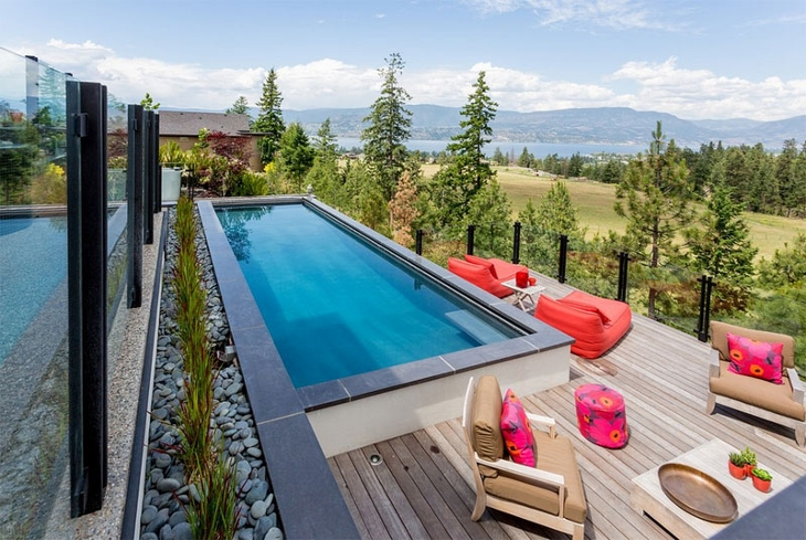 17 private swimming pool designs ideas design trends for Pool design trends 2016
