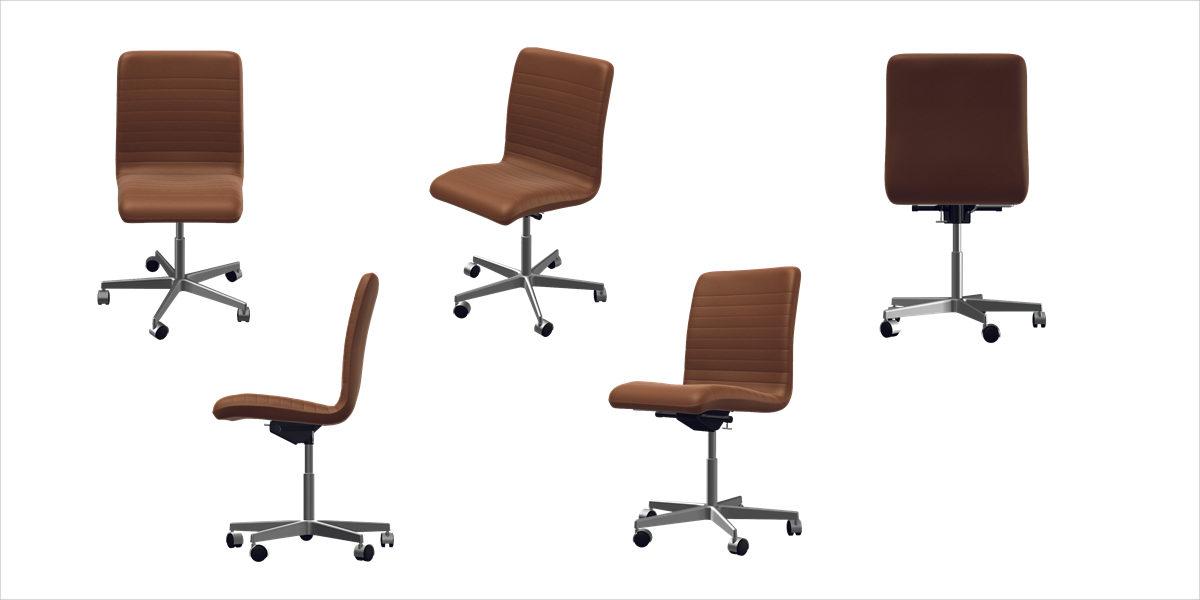 fritz hansen oxford chair