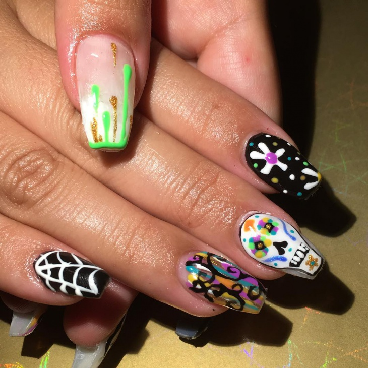 gel-sugar-skull-nail-design