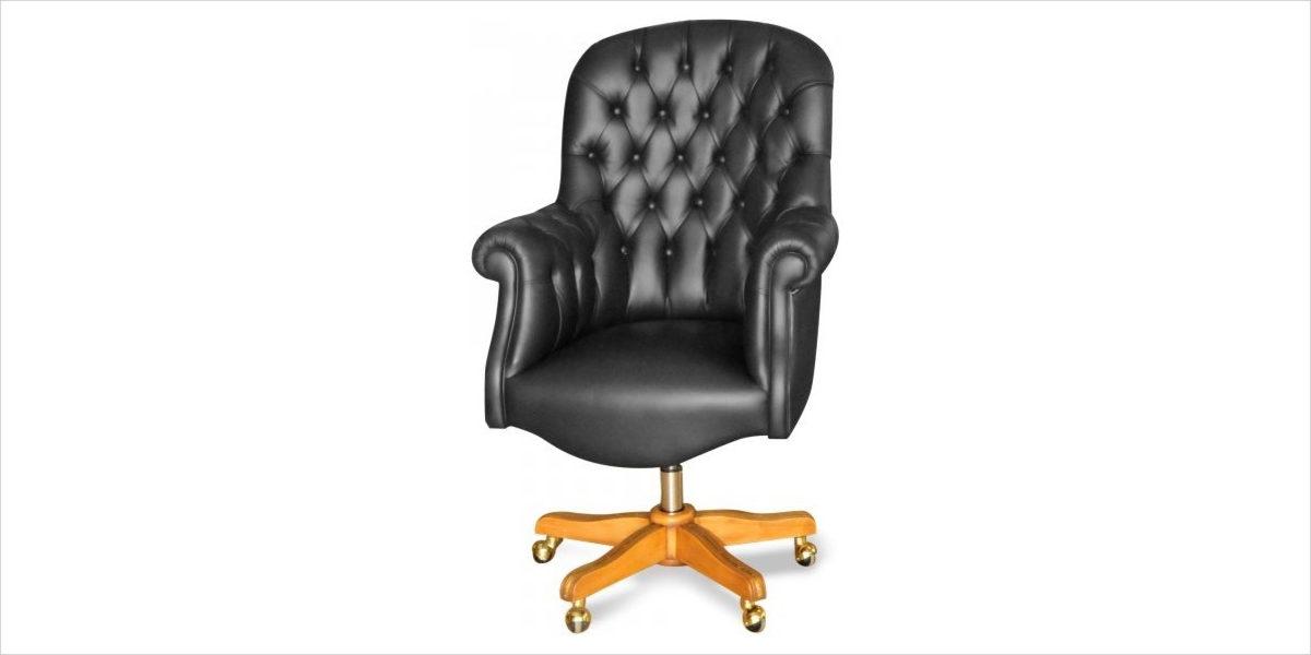 colorno swivel caster armchair