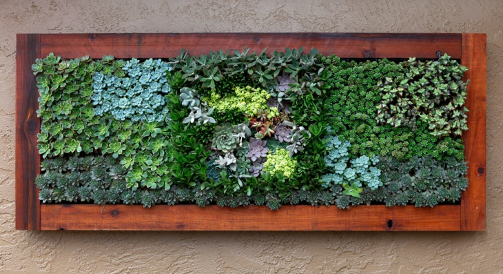 Unique Vertical Garden Design