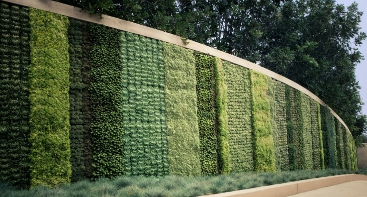 Awesome Vertical Garden Designs