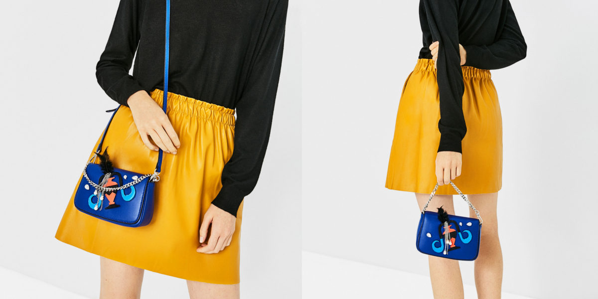 12 Horoscope Bags by Zara
