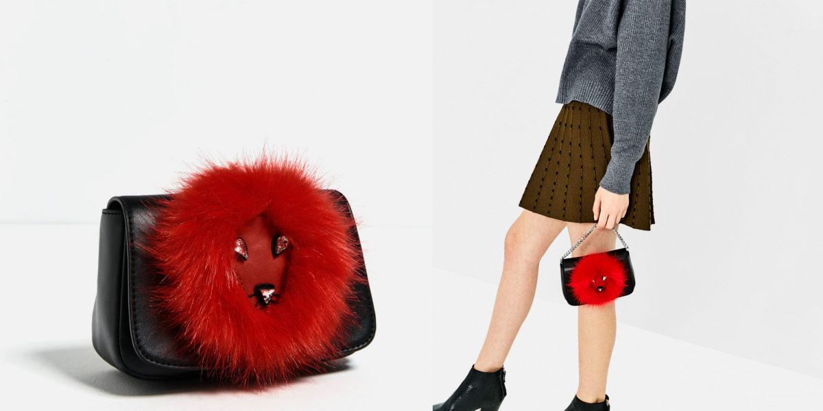 the lion bag