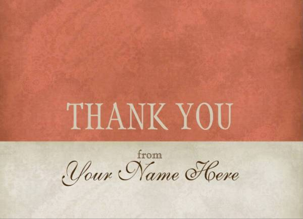 15+ Business Thank You Cards - Printable, PSD, EPS, Format ...